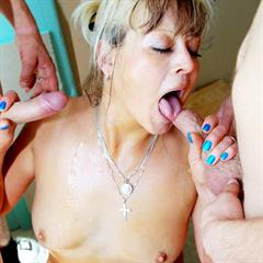 boysfuckmatures threesome hardcore hostave mature FMM