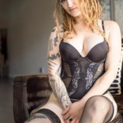 suicidegirlsnow medusa piercing dreadlocks brookeerin nose ring tattoo MILF