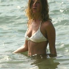 Jennifer Aniston Nicole topless celeb naked nude celebrity actress
