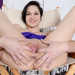 Charley Chase pierced tongue nose brown eyes short hair imagefap brunette tattoo shaved myslut