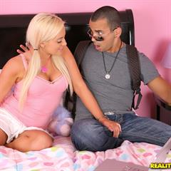 totally shaved realitykings PureEighteen Topanga Fox peniscult hardcore creampie pigtails blonde