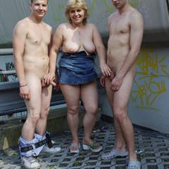 threesome graffiti hostave mature video hostave4