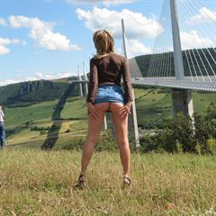 flashing in public chez-naomi1 easy slut outdoor upskirt mature shaved