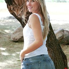 Jewel A Private School amateurindex lingerie pornstar outdoor blonde jeans tree babe