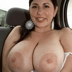 Natalie Fiore large areolas big naturals huge tits backseat xlgirls asshole latina shaved