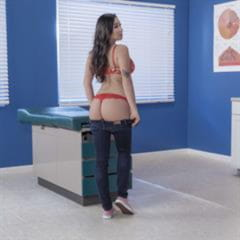 Karlee Grey babesource jeans doctor