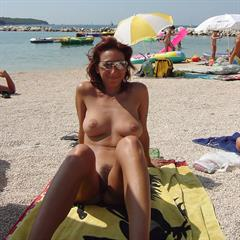 brainparking bodypainting amateur voyeur beach naked pussy outside outdoor