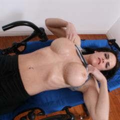 clit piercing dachicky big tits shaved oiled contents