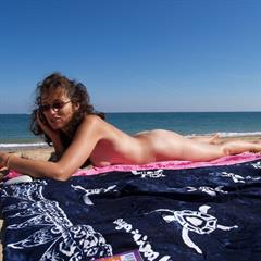 mixed set outdoor amateur nudist voyeur candid mature shaved beach hairy