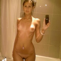 girlfriend amakings selfshot big tits amateur sexting mirror selfie