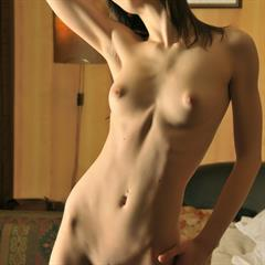 Valya Viola cleomystery perky tits brunette trimmed met-art skinny Rich A labia