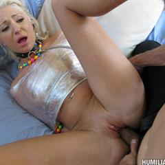 Jaelyn Fox pornpros hardcore bondage blonde HiRes tied
