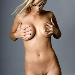 Amanda hourglass figure eros-and-grace landing strip mc-nudes blonde shaved curvy babe