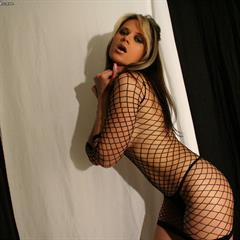 Ann Angel hottystop fishnet nonnude solo