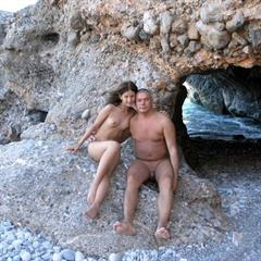 Abby Winters beach-photos nudist beach naturist outside outdoor