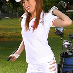 The Black Alley theblackalley tokyochicks asian hairy golf