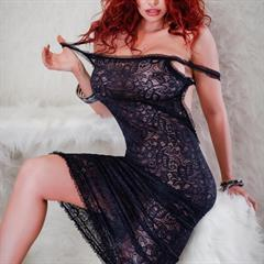 Bianca Beauchamp platform heels large areolas boobsjournal trimmed bush fake tits canadian big implants redhead
