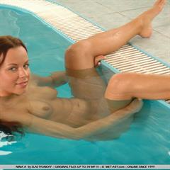 Samantha Star Nina A nude-russian-girls inflatable underwater brunette Mima shaved blonde