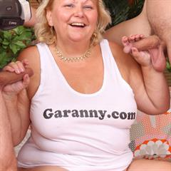 hardcore granny mature video SSBBW fat old BBW
