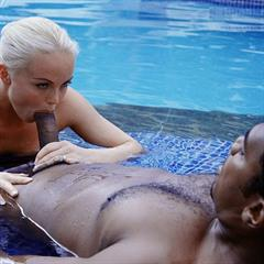 Silvia Saint blacksonblondes imagegallery interracial black cock blonde shaved czech