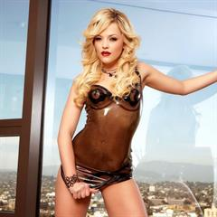 Alexis Texas black lingerie best ass ever plump pussy seethrough blonde zsexy latex babe garment