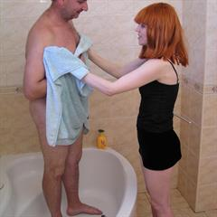 young and old olderlust hardcore bathroom redhead dacash mature bath