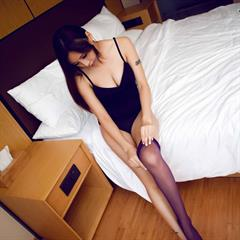 purple stockings nonnude 169pp asian 169mm garment