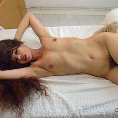 Idoia Durante magic-erotica meat curtains self anal vegetable brunette zucchini myslut hairy