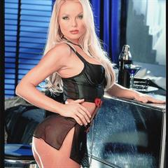 Silvia Saint Suze xhorde satin red 212157