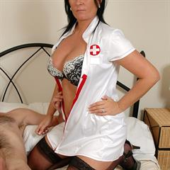 titfuck in clothes clothed bra busty-britain BustyBritain stockings britain brafuck uniform