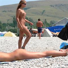 oumeitupian amateur outdoor nudist sx94sx beach