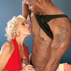 Georgette Parks blacksonblondes 50plusmilfs interracial black cock plusmilfs wrinkled hardcore mature blonde