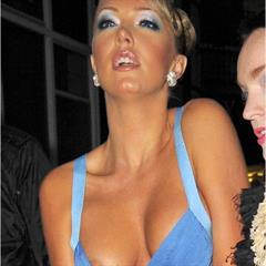 Aisleyne Horgan Wallace celebsking celebrity celeb comics3