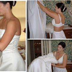 camelmedia unclothed wedding before after bride
