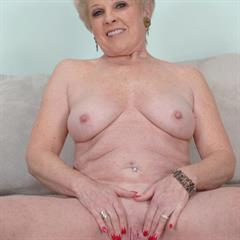 totally shaved definebabe Mrs Jewell white hair hardcore tanlines blowjob amcient ancient granny