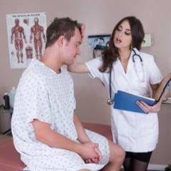 Riley Reid naked-woman hardcore blowjob doctor naked