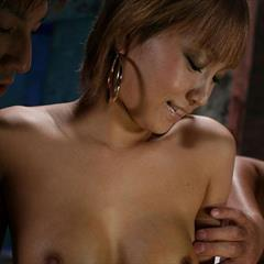 threesome hardcore blowjob shaved asian FMM