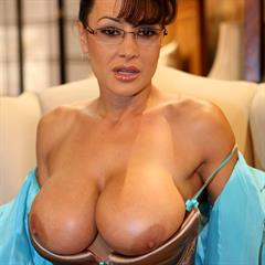 Sarah Palin Miss Alaska Lisa Ann pierced navel american flag fake boobs celebrity tits congress politics