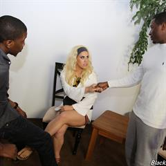 Brooke Summers blacksonblondes interracial hardcore