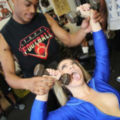 Carmen Valentina interracialreality interracial Gang bang gangbang group