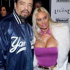 Nicole Coco Austin addictedtocelebrities seethrough celebrity big tits cleavage nonnude fishnet