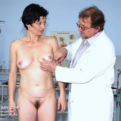 barbora newexclusiveclub short hair mature gynodoctor