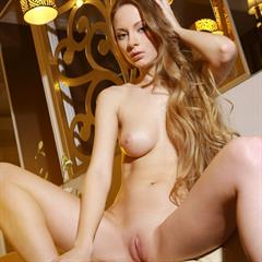 Frances A long hair nude-gals shaved bald nude