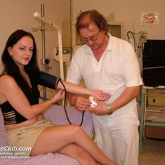 newexclusiveclub exclusiveclub speculum spread mature doctor pussy gyno CMNF
